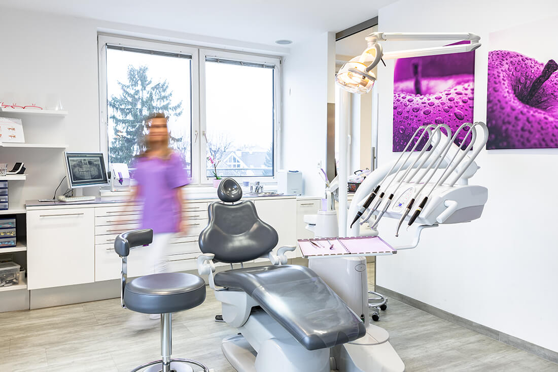 Zahnarzt Klosterneuburg - Dr. Sandra Dusek - Home Behandlungszimmer